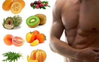 Какая еда содержит вещества, необходимые для повышения потенции?