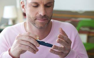 Как связаны между собой диабет и потенция у мужчин?