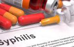 Правила лечения сифилиса антибиотиками