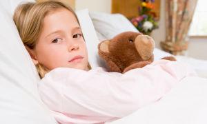 Как проявляется микоплазмоз у детей?