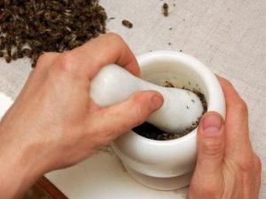 Пчелиный подмор при аденоме