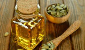 Масло из тыквенных семечек при простатите