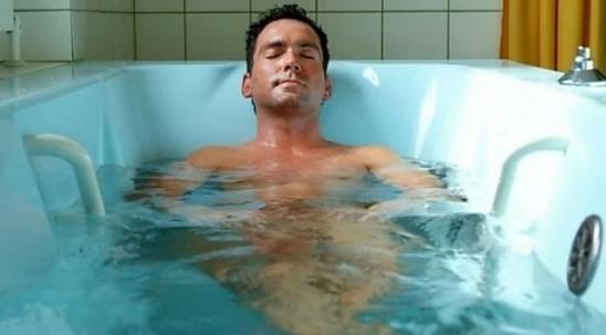 Радоновые ванны - как сделать