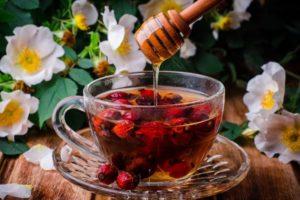 Рецепты из меда и шиповника