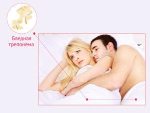 Как заражаются сифилисом