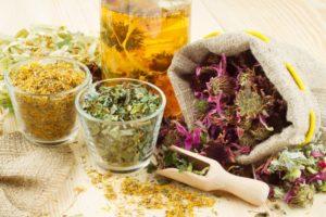 Самые эффективные травы от простатита
