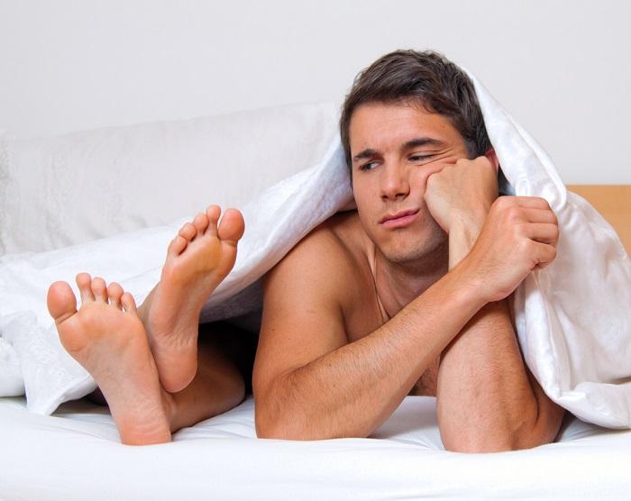 Оральный секс и обострение простатита