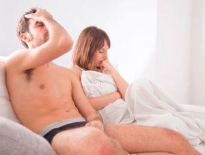 Что влияет на потенцию у мужчины